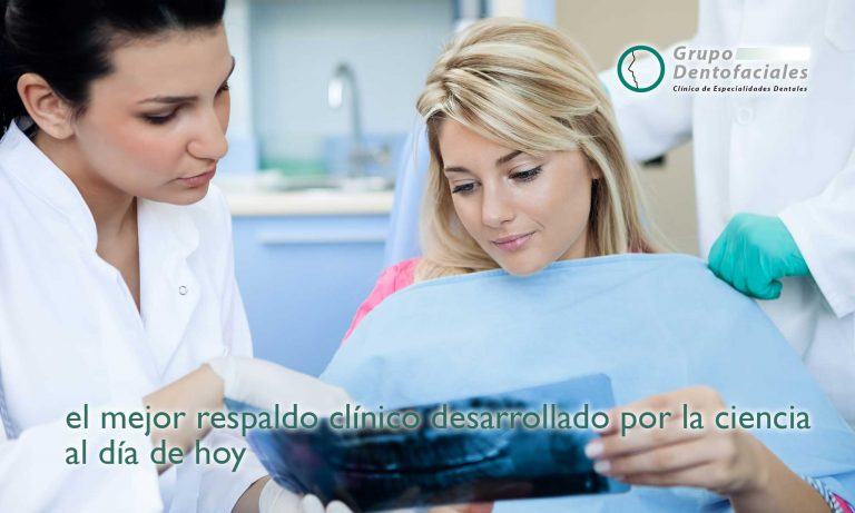 el mejor respaldo clinico en implantes dentales